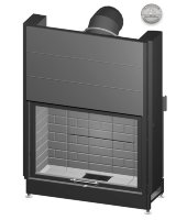 Топка Spartherm Varia 1V-100h-4S